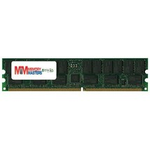 Memory Masters 1GB DDR333 PC2700 CL2.5 1Rx4 Single Rank Registered Ecc Sdram Dimm - $18.32