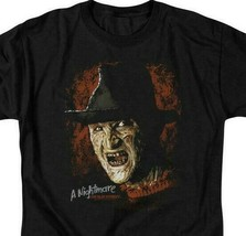 A Nightmare On Elm Street t-shirt Freddy Krueger slasher film graphic tee WBM607 image 2