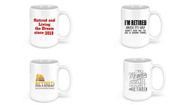 Retired - 11 oz Coffee Mug - $7.91+