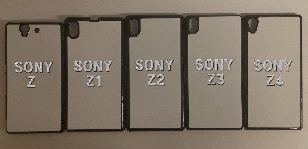 Beatles Sony Z3 case Customized premium plastic phone case, design #14