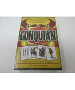 Conquian, The Traditional South American Card Game, New Pressman 2013 - $8.99