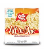 JOLLY TIME All in One Kit for 8 oz. Popcorn Machine | Portion Packet wit... - $36.79