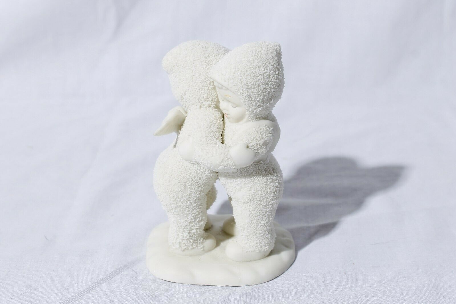 "Primary image for Department Dept 56 Tales of Snowbunnies ""I need A Hug"" Figurine Retired"