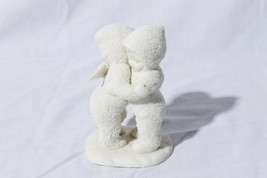 "Department Dept 56 Tales of Snowbunnies ""I need A Hug"" Figurine Retired - $18.49"