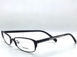 Prada 54O Matte Black 52-16 Eyeglasses: Mod. VPR 54O (FAD-1O1)  no case - $82.42