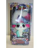 LIL GLEEMERZ AMIGLOW INTERACTIVE PET TALKS & LIGHTS UP works toy purple ... - $19.79