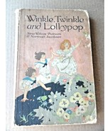 Winkle Twinkle and Lollypop Sturgis 1918 25th Ed HC No DJ Fair to Good Cond - $79.99