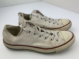 Converse Chuck Taylor All Star Men Shoes Size 5 Women's 7 White M7652 - $19.79