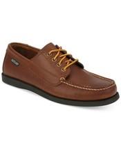 Eastland Men Leather Boat Shoes Falmouth Four Eye Moc Oxford - $44.36