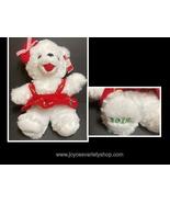 "Little Snowflake Teddy Bear 2018 Plush 11"" Christmas Anniversary Birthda... - $11.99"