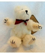 "Tiny 6""  White Boyds bear Archive Collection ""Thatcher"" - $12.00"