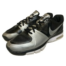 Nike Women Air Extreme Volley Black Silver Volleyball Shoes 442249-001 S... - $35.63