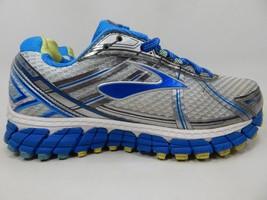 Brooks GTS 15 Size 7.5 M (B) EU 38.5 Women's Running Shoes Silver 1201741B179