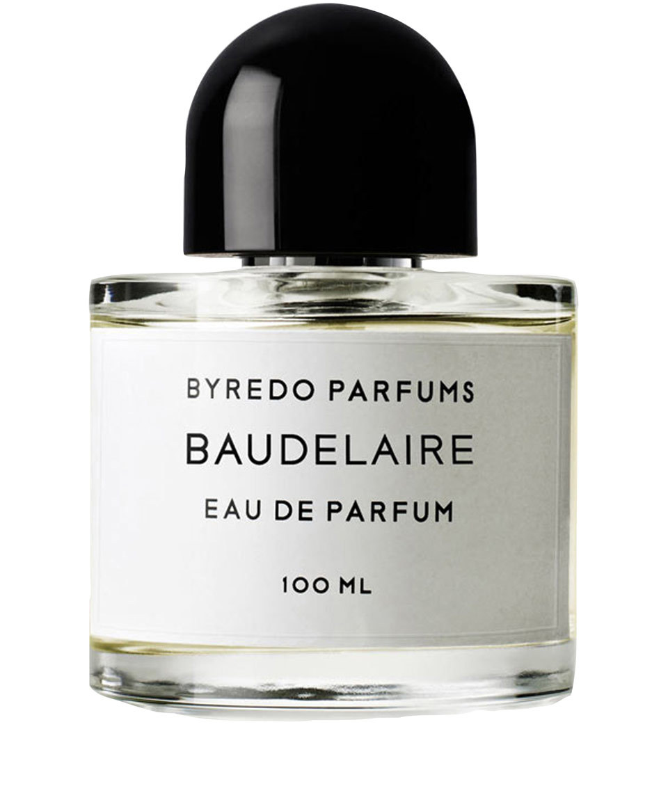 BAUDELAIRE by BYREDO 5ml Travel Spray Perfume Juniper Incense Hyacinth Papyrus