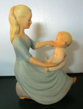 Goebel Rock a Bye Baby Mother and Child Figurine - $26.55