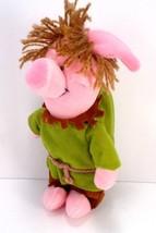Piglet As Pigor Hunchback Winnie The Pooh Plush Stuffed Disney Halloween... - $7.91