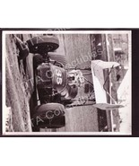 "BOBBY ADAMSON #35-8"" X 10"" ORIGINAL SPRINT CAR PHOTO'71 VG - $44.14"