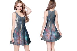 Dr Strange 1 Reversible Dress - $25.99+