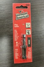 16591 Vermont American 1/4 in. Dia. x 4 in. L Steel Brad Point Drill Bit... - $4.93