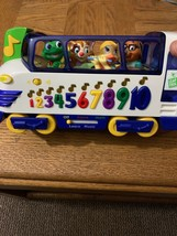 Leap Frog Kids Bus Toy - $32.55