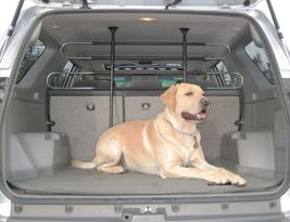 Adjustable Pet Barrier Partition Portable Dog G... - $32.99