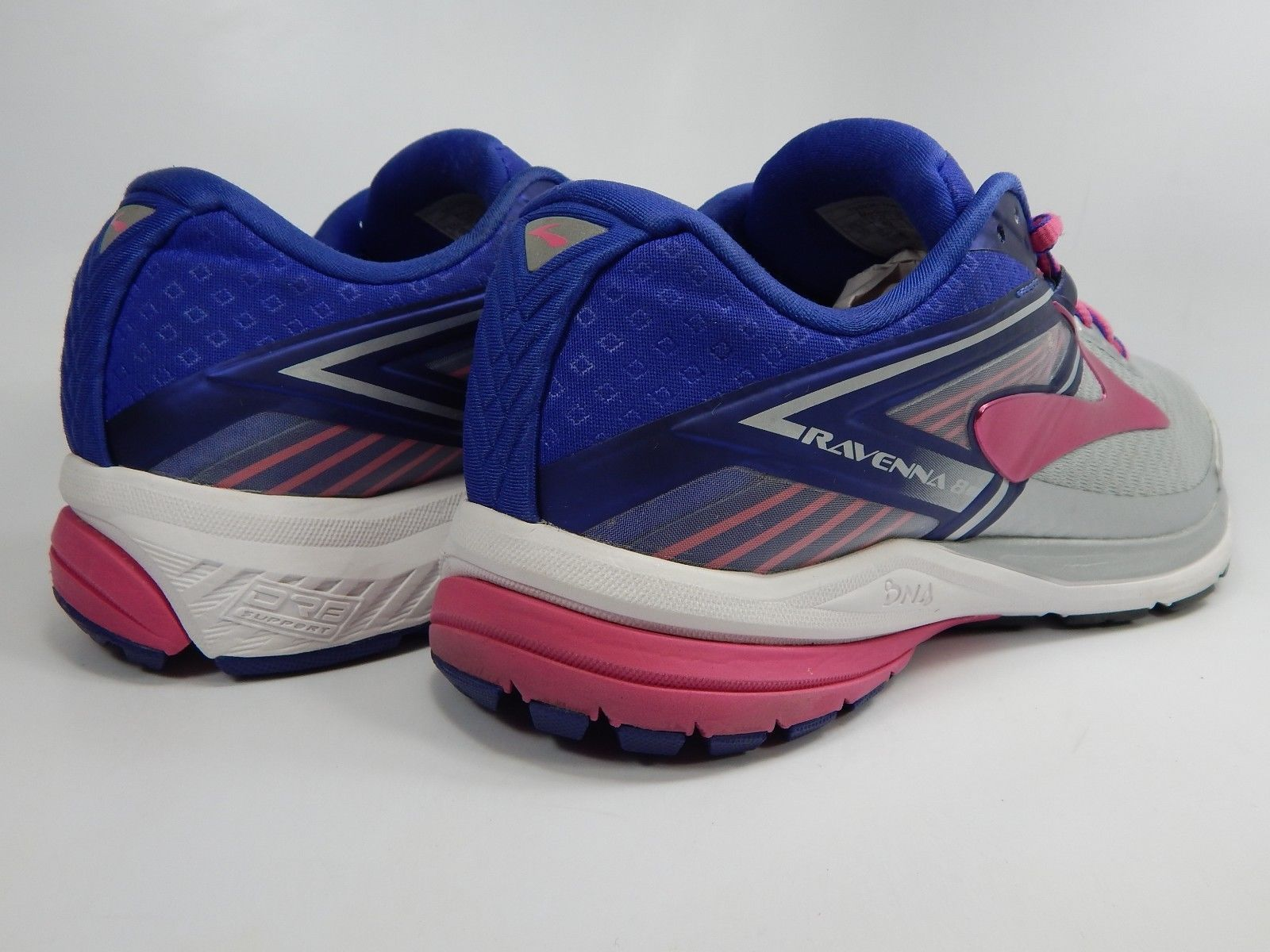 Brooks Ravenna 8 Running Shoes Women's Size US 10 M (B) EU 42 Silver 1202381B089