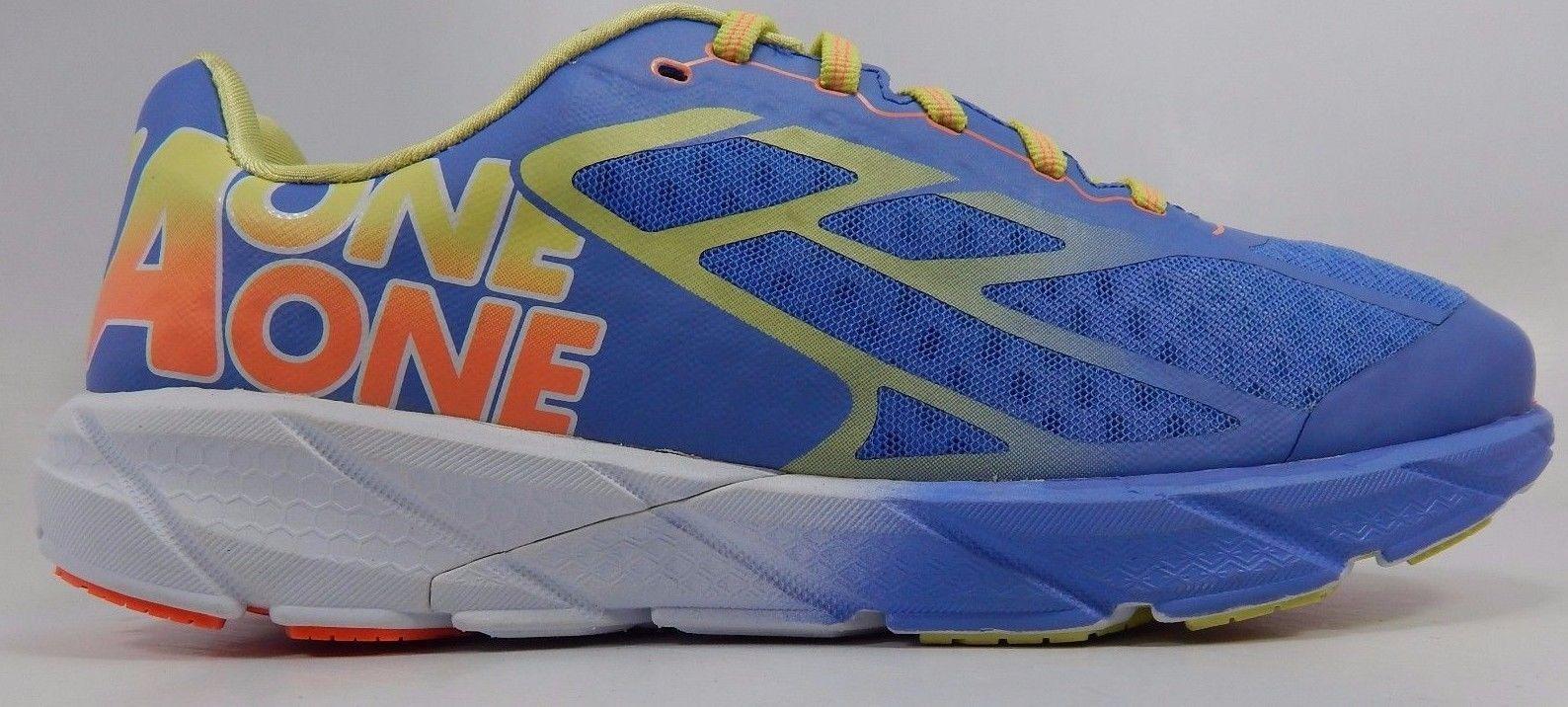 Hoka One One Tracer Women's Running Shoes Size 10 M (B) EU 42 2/3 Purple Yellow
