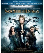 Snow White & the Huntsman [Blu-ray] [Blu-ray] - $4.94