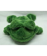"Russ Animal Junction BIG EYED GREEN FROG 10"" Plush STUFFED ANIMAL Toy - $19.80"