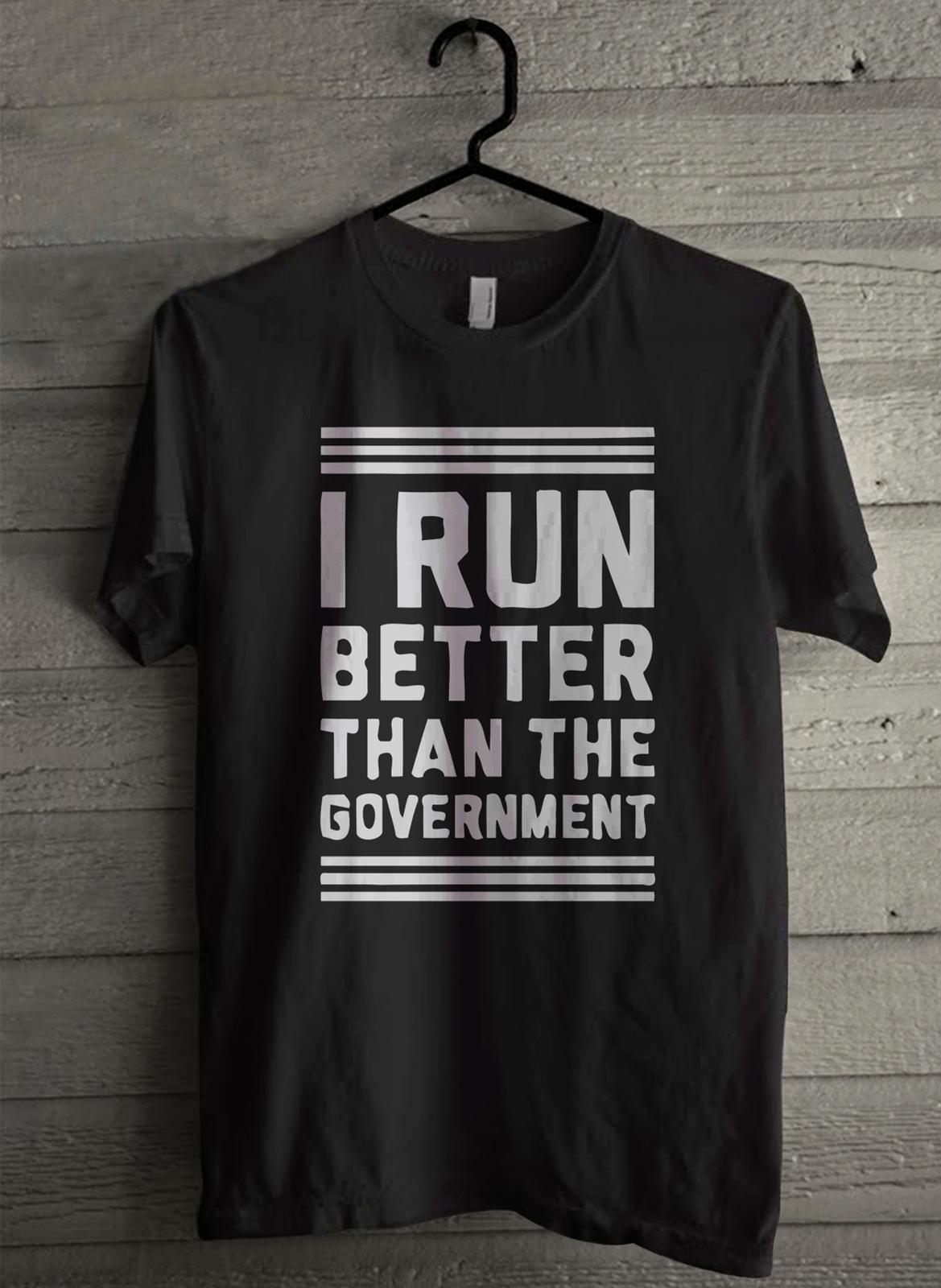 I run better than the goverment