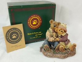 Boyds Bears & Friends HENRY & SARAH...THE BEST IS YET TO COME  #228330 P... - $18.95