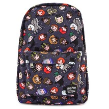 Loungefly Harry Potter Ron Chibi Characters School Book Bag Backpack HPB... - $60.26 CAD
