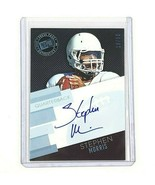 2014 Press Pass NFL Football Authentic Autograph Card by Stephen Morris ... - $8.43