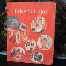 1960 Tales to Enjoy Book - The Economy Company - Childrens Book - Vintag... - $12.00