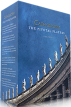 Catholicism   dvd box set the pivotal players with bishop robert barron thumb200