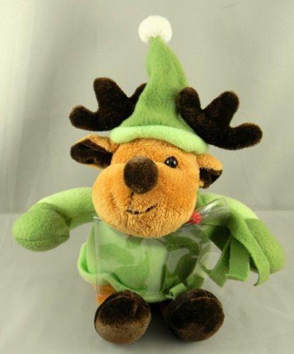 Hugfun Plush Toy Moose Reindeer W Gift Card And 50 Similar Items