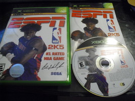ESPN NBA 2K5  (Xbox, 2004) Complete Tested - $4.44