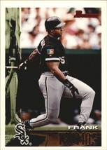 1995 Bowman #351 Frank Thomas NM-MT White Sox - $1.25