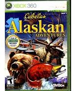 XBOX 360 - Cabela's Alaskan Adventures - $7.50