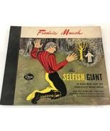 Oscar Wilde The Selfish Giant 78 Rpm 1945 USA Decca Super RARE No. 389 - $46.74