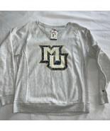 Marquette University Champion Reverse Weave Sweatshirt XXL Women's New N... - $37.99