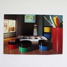 "Vintage 1989 Postcard Hallmark Visitors Center Kansas City Missouri 4 x 5 7/8"" - $9.88"