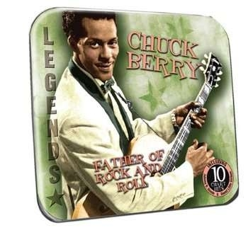 Primary image for CHUCK BERRY - Father of Rock & Roll CD