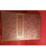 Philip James Bailey Festus A Poem Embossed Hardback Book 1893 - $49.45