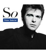 PETER GABRIEL SO ALBUM COVER POSTER 24 X 24 Inches LOOKS GREAT!  - $20.89