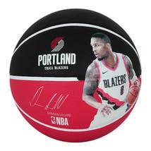 "Spalding NBA Player Damian Lillard  Basketball Game Ball Size 7 / 29.5"" ... - $42.99"