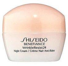 Shiseido Benefiance WrinkleResist24 Night Cream Travel Size - $10.00