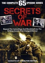 Secrets of War: The Complete Series [13 Discs] DVD Set TV Show History - $29.99