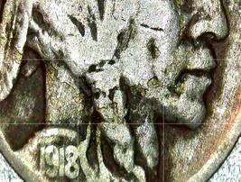 Buffalo Nickel 1917, 1918 and 1919 AA20BN-CN6075 image 4