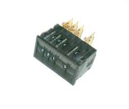 Omron  A7AS-207  Thumbwheel Switch 4-DIGIT - $29.99